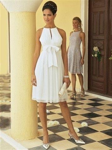 Белое платье Нежность.